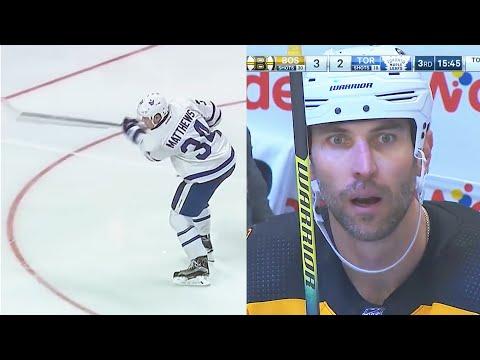Auston Matthews NHL Goals That Shocked Opponents