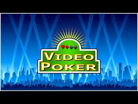 Video of Video Poker
