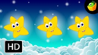 Twinkle Twinkle  - English Nursery Rhymes - Animated/ Cartoon Songs For Kids