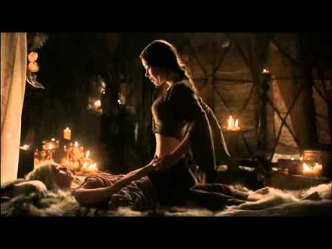 Daenerys & Doreah (Game of Thrones) - Season 1, Ep. 2 - The Kingsroad
