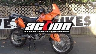 7. 2007 KTM 640 Adventure - SOLD!