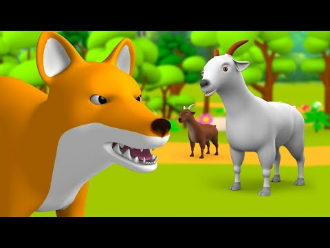 Video Bhediya aur Bakri 3D Animated Hindi Moral Stories for Kids भेड़िया और तीन बकरियां कहानी Kids Tales download in MP3, 3GP, MP4, WEBM, AVI, FLV January 2017