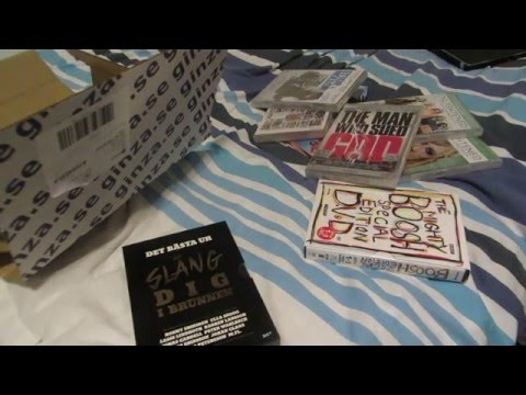 DVD/Blu-ray Unboxing - Sale on Ginza