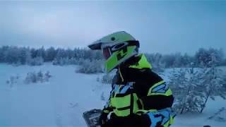 4. Backcountry and ditch braaap! - Arctic Cat M6000