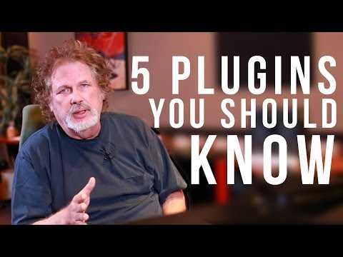 5 Plugins You Should Know – Into The Lair #91