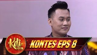 Igo Pilih Lagu Yang Mana Ya Buat Penampilan Selanjutnya - Kontes KDI Eps 8 (15/8)