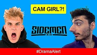 Jake Paul CAMGIRL CONVENTION! #DramaAlert Ice Poseidon RACIST? KSI & Deji CALL OUT Logan & Jake Paul