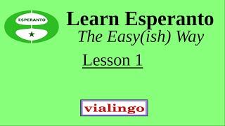 A recording of the Vialingo Klingon Esperanto, released under the GNU Free Documentation License. New vocabulary in this lesson (Section 1-3 Time 3:39) ...