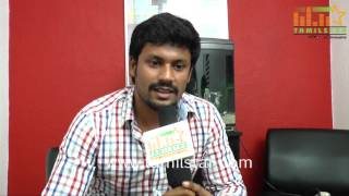 Akhil at Rettavaalu Movie Press Show