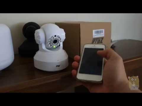 MIZ HD Wireless IP Camera HC-8303 Review