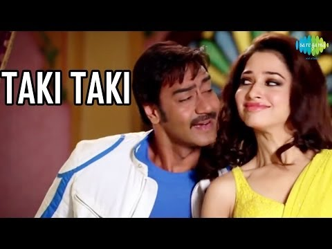 Taki Taki Official Song Video - Himmatwala - Ajay Devgan & Tamannaah Bhatia