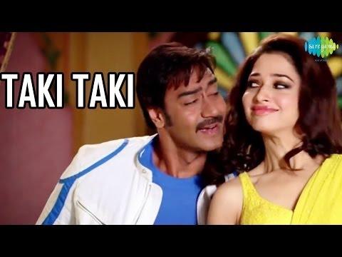 Taki Taki Official Song Video | HIMMATWALA | Ajay Devgn | Tamannaah