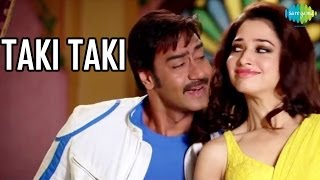 Ajay Devgn, Tamannaah - Taki Taki - Official Song Video - Himmatwala