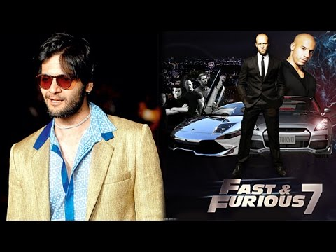 'Fast & Furious 7' Is Another Level Movie Admits Ali Fazal