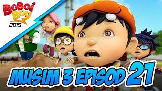 Video BoBoiBoy Episod 21: Episod Khas Jagalah Bumi (Bahagian 1) MP3, 3GP, MP4, WEBM, AVI, FLV Desember 2018