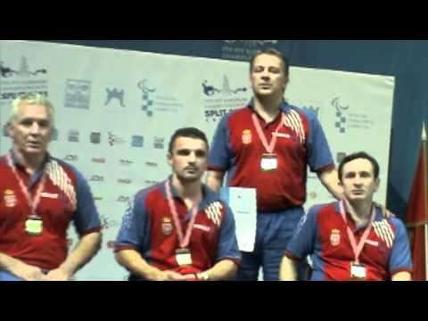Serbia split 2011 table tennis