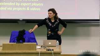 Stanford Seminar - Amy Jo Kim Of Shufflebrain