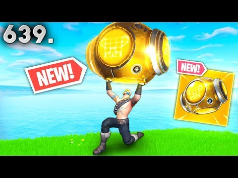 CRAZY *TRICKS* OF NEW PORT-A-FORTRESS!! Fortnite Funny WTF Fails and Daily Best Moments Ep.639