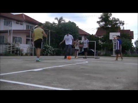 KOZ - StreetFutsal Training Street Match & Groundmoves & Panna (видео)