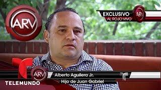 """No estaba bien de salud"""", confiesa hijo de Juan Gabriel"""