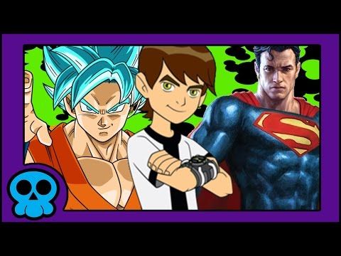 Why Ben 10 Can Beat Goku, Superman, and Pretty Much ANYONE | Tracing the Border #1