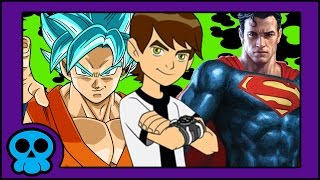 Video Why Ben 10 Can Beat Goku, Superman, and Pretty Much ANYONE | Tracing the Border #1 MP3, 3GP, MP4, WEBM, AVI, FLV Juli 2018