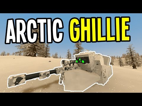 Unturned gameplay 043media unturned new arctic ghillie suit arctic alice pack spirit zombie update 32380 gumiabroncs Image collections
