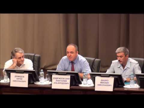 За 20 лет Хасай Алиев провел антистрессовую подготовку не одну тысячу офицеров МВД РФ.