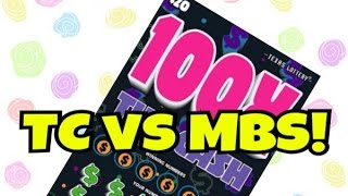 Welcome to Round #5 of Thursday Throw Down Show Down vs Millionaire Book Scratcher. Will I find a big win? Stay tuned. Check out Millionaire Book Scratcher: ...
