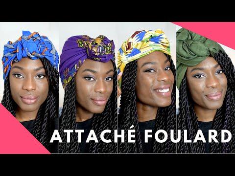 4 façons de porter le foulard (UPDATE)