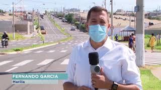 Marília : trabalhadores do transporte coletivo com medo de perder o emprego
