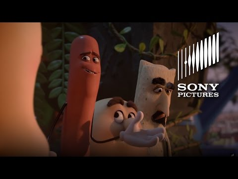 """Join the SAUSAGE PARTY: Now on Digital! """"Douche"""""""