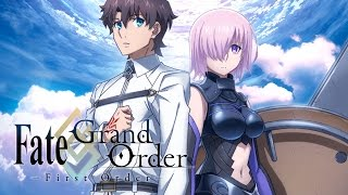 Nonton Fate Grand Order     First Order     Official Trailer Film Subtitle Indonesia Streaming Movie Download