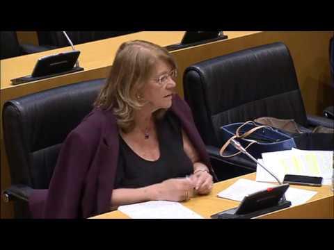 Réplica de Elvira Rodríguez en la comisión de Asuntos Económicos y Transformación Digital