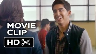 The Second Best Exotic Marigold Hotel Movie CLIP - Airport (2015) - Dev Patel, Maggie Smith Movie HD