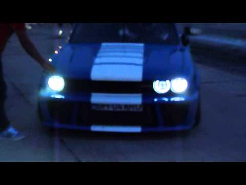 BMW E30 3.2 TURBO(857HP) WPP vs BMW E30 M5 TURBO(ARO)