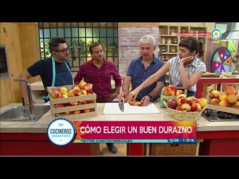 Frutas de estación: El durazno