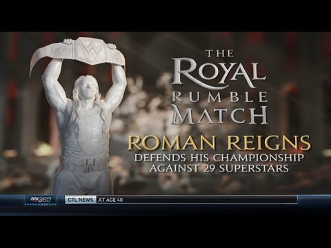 Royal Rumble 2016 - One Versus All Match Prediction