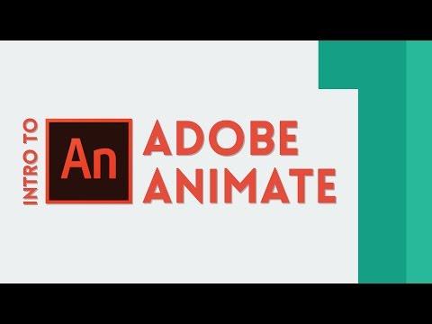 Intro to Adobe Animate [Part 1] | Tutorial
