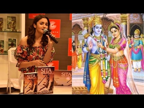 Alia Bhatt Wants To Play The Role Of Sita