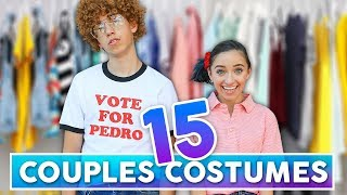 15 Easy BEST FRiEND or COUPLES Halloween Costumes   Boyfriend and Girlfriend Halloween 2019 by Brooklyn and Bailey