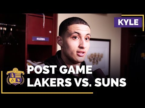 Video: Kyle Kuzma Talks About His MONSTER Dunk Over Tyler Ulis: