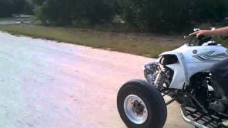 4. Yfz 450 top speed