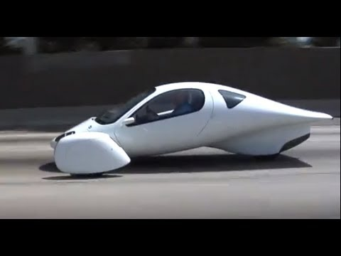 Aptera electric car - Jay Leno's Garage