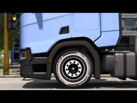 A large package of road off-road and winter wheels v1.5
