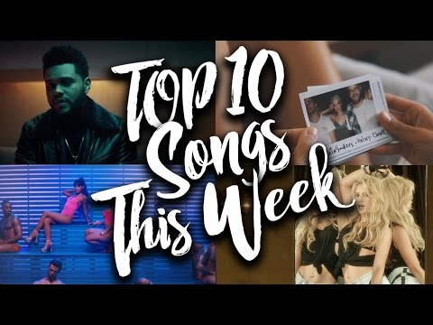 Video TOP 10 Songs Of The Week - 2017 download in MP3, 3GP, MP4, WEBM, AVI, FLV January 2017