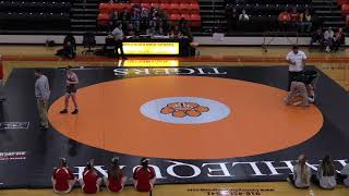 January 29, 2019 Tahlequah Tiger Wrestling vs. Fort Gibson