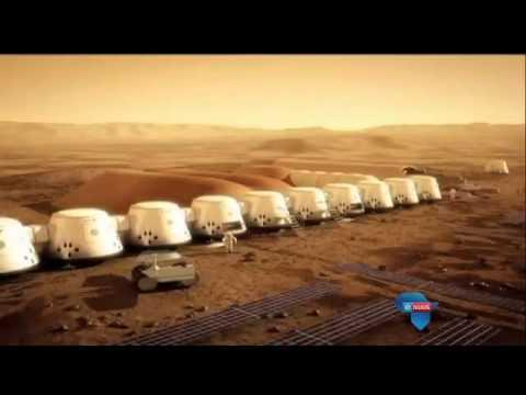 """""""Hoekom ek op Mars wil gaan woon"""" / """"Why I want to live on Mars"""""""