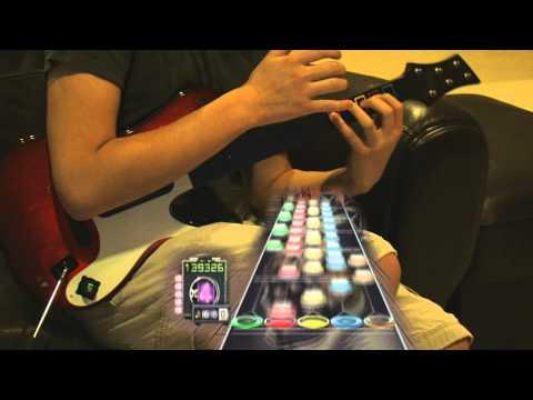 Soulless 3 Solo 100% FC Guitar Hero (HD)