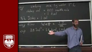 Lecture 2 - Heat and Light